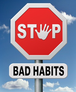 Driving-Bad-Habits